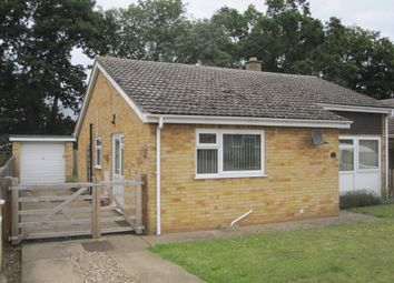Thumbnail 3 bed bungalow to rent in Woodcutters Way, Lakenheath