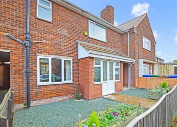 Thumbnail 3 bed terraced house for sale in Salisbury Avenue, Hornsea, East Yorkshire