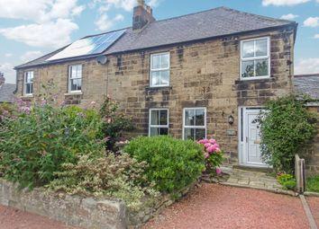 Thumbnail 3 bed terraced house for sale in Longframlington, Morpeth