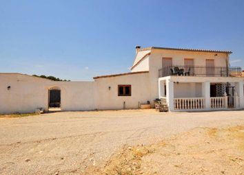 Thumbnail 4 bed country house for sale in Villena, Alicante, Spain