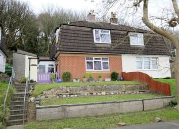 Thumbnail 3 bed semi-detached house for sale in St Pancras Avenue, Plymouth