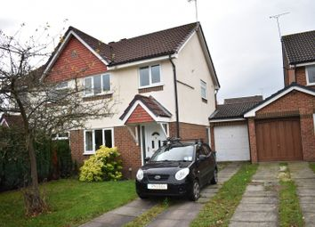 Thumbnail 3 bed semi-detached house to rent in Melkridge Close, Hoole, Chester
