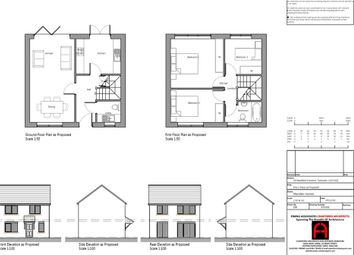 Thumbnail 3 bed detached house for sale in Westfield Crescent, Tadcaster