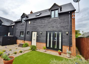 Thumbnail 3 bed end terrace house for sale in Timsbury Court, Steventon, Abingdon