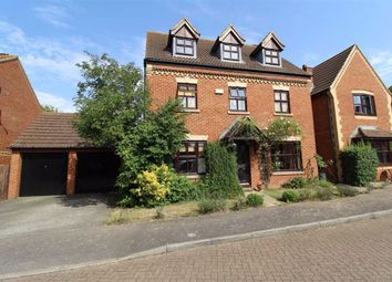 5 bed detached house for sale in Leonards Lee, Westcroft, Milton Keynes MK4