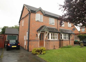 Thumbnail 4 bed semi-detached house for sale in Cabin Lane, Oswestry