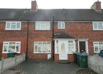 Thumbnail 3 bedroom terraced house for sale in Friar Park Road, Wednesbury