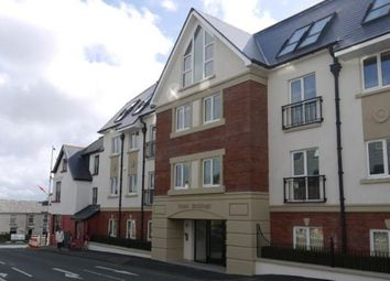 Thumbnail 2 bed flat to rent in Royal Building, Main Road, Onchan