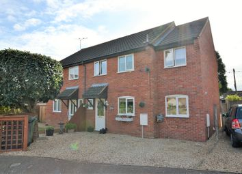 Thumbnail 4 bed semi-detached house for sale in Nightingale Close, Fakenham