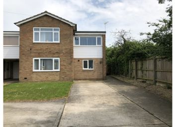 Thumbnail 5 bed link-detached house for sale in Hornbeam Road, Stowupland