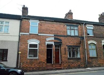 Thumbnail 2 bed terraced house for sale in Victoria Street, Stoke-On-Trent
