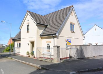 Thumbnail 4 bed detached house to rent in Lankelly Close, Fowey