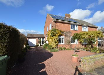 Thumbnail 3 bedroom semi-detached house for sale in Melrose Avenue, Yate, Bristol