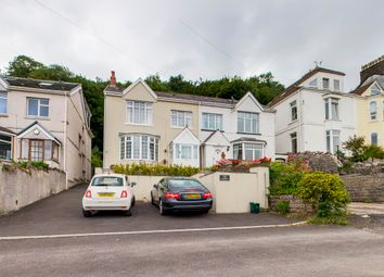 4 bed semi-detached house for sale in Overland Road, Mumbles, Swansea SA3