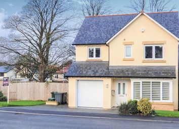 Thumbnail 4 bed detached house for sale in Swallow Close, Bolton Le Sands, Carnforth