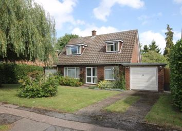 Thumbnail 3 bed detached house for sale in Fernlea, Bookham, Leatherhead