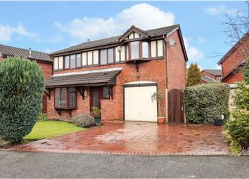 Thumbnail 4 bed detached house for sale in Lenten Grove, Heywood