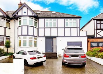 Thumbnail 5 bedroom semi-detached house for sale in Creighton Avenue, Ringwood Estate, London