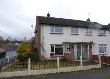 Thumbnail 3 bed semi-detached house for sale in Springhill Crescent, Madeley, Telford