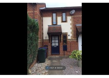 Thumbnail 1 bed terraced house to rent in Spruce Drive, Bicester