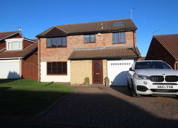 Thumbnail 4 bed detached house for sale in Whiteford Place, Netherfield Park, Seghill
