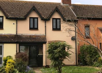 Thumbnail 3 bed terraced house to rent in Heywood Drive, Starcross, Exeter