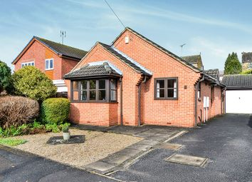 Thumbnail 2 bed bungalow for sale in Delves Bank Road, Swanwick, Alfreton