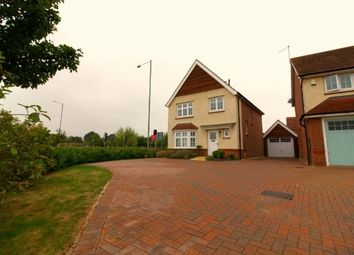 Thumbnail 3 bedroom detached house to rent in Earls Court Way, Worcester
