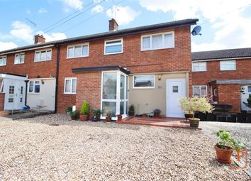 Thumbnail 3 bed semi-detached house for sale in Highfields, Bentley, Ipswich