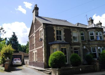 Thumbnail 3 bedroom link-detached house to rent in Bexwell Road, Downham Market