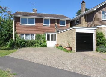 Thumbnail 4 bedroom property to rent in Romans Gate, Pamber Heath, Tadley