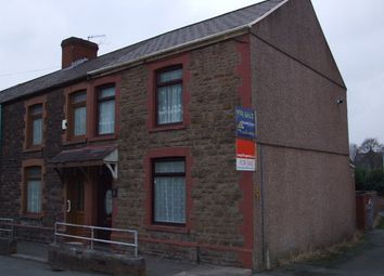 Thumbnail 2 bed terraced house for sale in 1 Dyffryn Road, Taibach, Port Talbot