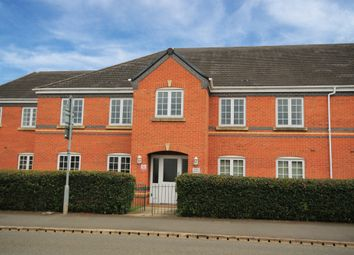 Thumbnail 2 bed flat to rent in Station Road, Castle Donington, Derby
