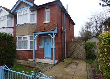 Thumbnail 3 bed semi-detached house for sale in Holland Place, Southampton
