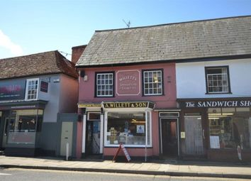 Thumbnail 1 bed flat to rent in High Street, Great Dunmow