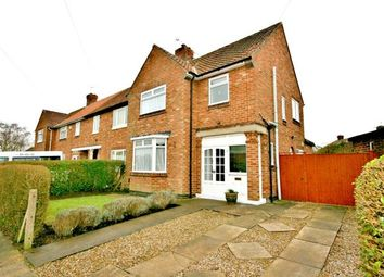 Thumbnail 3 bed end terrace house for sale in Westfield Place, York, North Yorkshire, England
