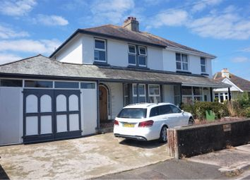 3 bed semi-detached house for sale in Mount Road, Brixham TQ5