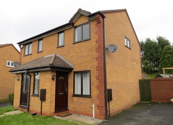Thumbnail 2 bed semi-detached house to rent in Abbey Close, The Oakalls, Bromsgrove