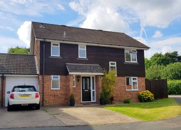 Thumbnail 4 bed detached house for sale in Snowdrop Way, Woking