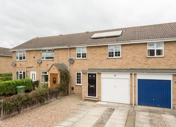 Thumbnail 3 bed terraced house for sale in Forestgate, Haxby, York