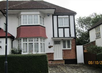 Thumbnail 3 bed semi-detached house for sale in Corringham Road, Wembley Park