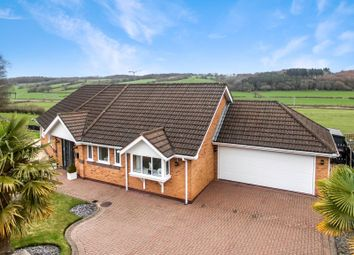 Thumbnail 3 bed bungalow for sale in Walls Wood, Baldwins Gate, Newcastle-Under-Lyme