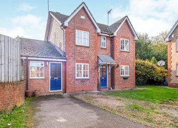 Thumbnail 5 bed detached house for sale in Kingmaker Way, Northampton