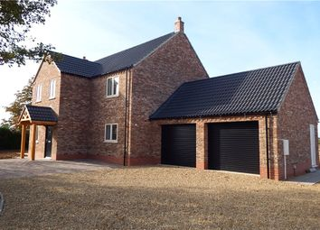Thumbnail 5 bed detached house for sale in Cranesgate North, Whaplode St. Catherines, Spalding