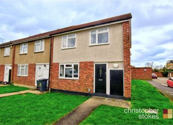 Thumbnail 3 bed end terrace house for sale in Russells Ride, Cheshunt, Cheshunt, Hertfordshire