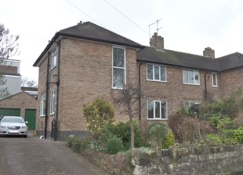 Thumbnail 3 bed semi-detached house to rent in Manor Road, Knaresborough