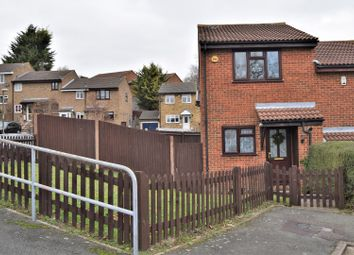 Thumbnail 2 bed end terrace house for sale in Monarch Close, Chatham