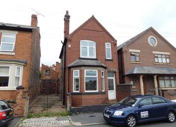 3 bed detached house for sale in Howard Street, Derby, Derbyshire DE23