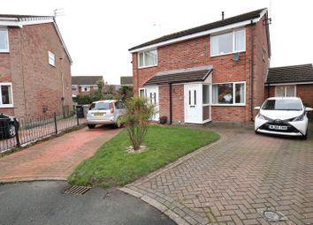 Thumbnail 2 bed semi-detached house for sale in Treen Close, Macclesfield