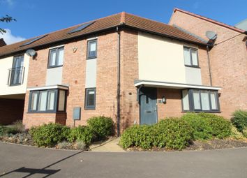 Thumbnail 3 bed terraced house to rent in Neptune Road, Wellingborough